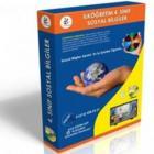 İlköğretim 4. Sınıf Sosyal Bilgiler Görüntülü Eğitim Seti