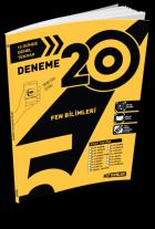 HIZ5. SINIF 20'Lİ FEN BİLİMLERİ DENEME