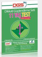 Dikkati Güçlendirme Seti 11 Yaş Yaprak Test