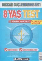 Dikkati Güçlendirme Seti 8 Yaş Yaprak Test