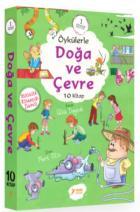 Yuva 1. Sınıf Öykülerle Doğa ve Çevre Serisi 10 Kitap Set