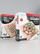 Redka Tic Tac Teo (Dümen Oyunu)