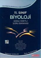Esen 11.Sınıf Biyoloji Konu Özetli Soru Bankası