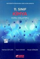 Esen 11.Sınıf Kimya Konu Anlatımlı