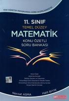 Esen 11.Sınıf Temel Düzey Matematik Konu Özetli Soru Bankası