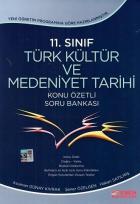 Esen 11. Sınıf Türk Kültür ve Medeniyet Tarihi Konu Özetli Soru Bankası