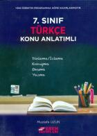 Esen 7.Sınıf Türkçe Konu Anlatımlı