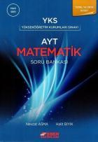 Esen AYT Matematik Temel ve Orta Düzey Soru Bankası Mavi Seri