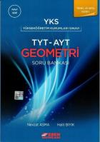 Esen TYT AYT Geometri Temel ve Orta Düzey Soru Bankası Mavi Seri