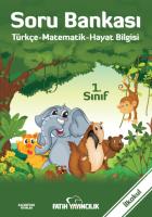 Fatih 1. Sınıf Tüm Dersler Soru Bankası