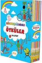Gökkuşağından Öyküler 10 Kitap (3. Sınıflar İçin)