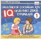 Güloğlu Okulöncesi Çocuklar İçin Geliştirici Zeka Oyunları 1 4-6 Yaş