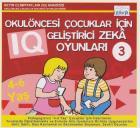 Güloğlu Okulöncesi Çocuklar İçin Geliştirici Zeka Oyunları 3 4-6 Yaş