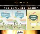 Hakim Yayınları 1.Sınıf Yaz Tatil Seti