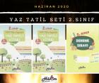 Hakim Yayınları 2.Sınıf Yaz Tatil Seti