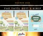 Hakim Yayınları 3.Sınıf Yaz Tatil Seti