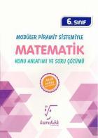 Karekök 6. Sınıf Modüler Piramit Sistemiyle Matematik Konu Anlatımı ve Soru Çözümü