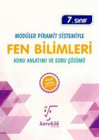 Karekök 7. Sınıf Modüler Piramit Sistemiyle Fen Bilimleri Konu Anlatımı ve Soru Çözümü