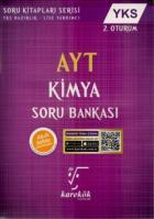 Karekök YKS AYT Kimya Soru Bankası 2. Oturum-YENİ