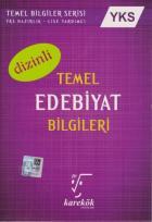 Karekök AYT Temel Edebiyat Bilgileri (Dizinli)