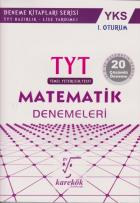 Karekök YKS TYT Matematik Denemeleri 1. Oturum