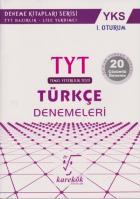 Karekök YKS TYT Türkçe Denemeleri 1. Oturum