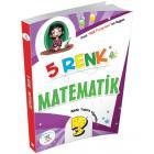 5 Renk Matematik 3. Sınıf
