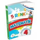 5 Renk Matematik 4. Sınıf