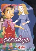 Masallar Ülkesi El Yazılı 11 Pinokyo