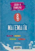 Okyanus 8. Sınıf Çözüm Ve Tekniklerle Matematik