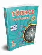 Mercek Türkçe Ders Pusulam Soru Bankası 7. Sınıf