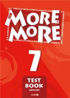 MORE & MORE ENGLISH TEST BOOK 7