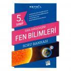 Netbil 5. Sınıf Fen Bilimleri Sıra Arkadaşım Soru Bankası
