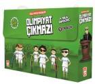 Olimpiyat Çıkmazı-Güçlü Halter Kulübelisi Set 5 Kitap Takım