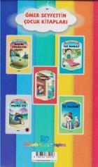 Ömer Seyfettin Çocuk Kitapları 5 Kitap Set