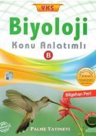 Palme YKS Biyoloji Konu Anlatımlı B