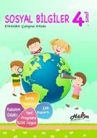 Hakim Etkinlikli Sosyal Bilgiler Çalışma Kitabı 4.Sınıf