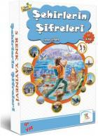 Şehirlerin Şifreleri (10 Kitap) (4, 5 ve 6. Sınıflar İçin)