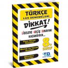 Tandem Türkçe LGS Deneme 8. Sınıf