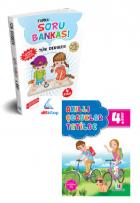 4.Sınıf Soru Bankası + Yaz Tatil Kitabı