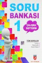 Tay Yayınları 1. Sınıf Tüm Dersler Soru Bankası Çalışma Defterim