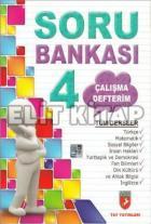 Tay Yayınları 4. Sınıf Tüm Dersler Soru Bankası Çalışma Defterim