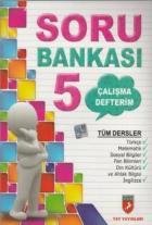 Tay Yayınları 5. Sınıf Tüm Dersler Soru Bankası Çalışma Defterim