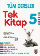 Tay Yayınları 5. Sınıf Tüm Dersler Tek Kitap