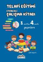 Telafi Eğitim 4.Sınıfa Geçenler İçin Hakim Yayınları