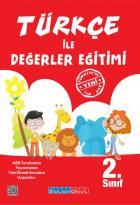 Salanokul Türkçe ile Değerler Eğitimi 2.Sınıf