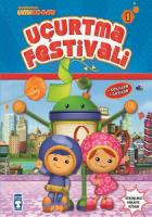 Umi Zoomi - Uçurtma Festivali
