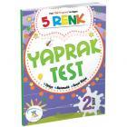 5 Renk Yaprak Test 2. Sınıf