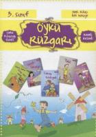 Öykü Rüzgarı 10 Kitap 3. Sınıflar İçin