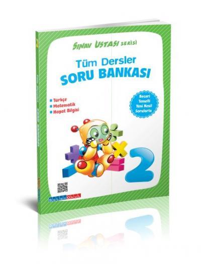 Salanokul 2. Sınıf Tüm Dersler Soru Bankası